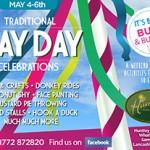 May Day at Huntley's